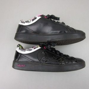 Black Baby Phat Shoes Size 8
